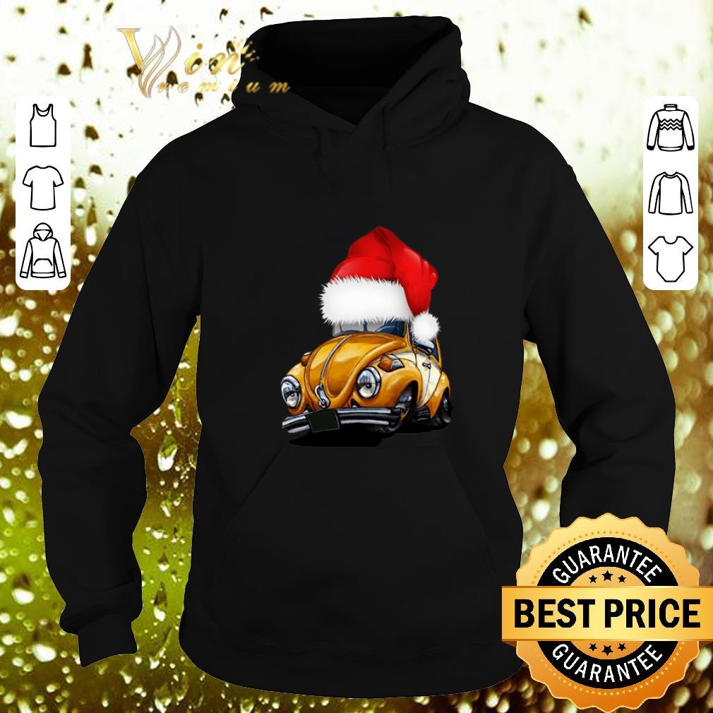 Premium Beetle Car Santa Christmas shirt 4 - Premium Beetle Car Santa Christmas shirt