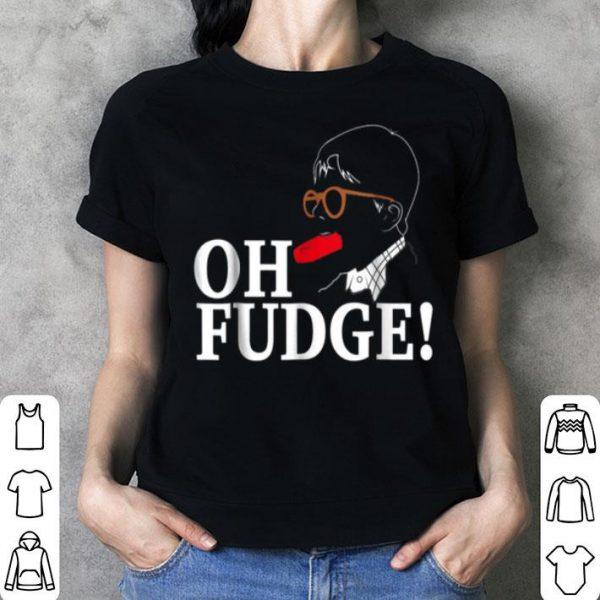 Premium Oh Fudge Funny Christmas shirt