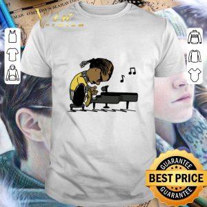 Premium Snoop Dogg Playing Piano shirt