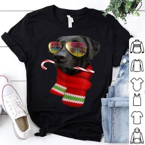 Awesome Christmas in July Labrador Sunglasses Dog Lovers Gift sweater