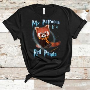 Original My Patronus Is A Red Panda Harry Potter Wizard shirt