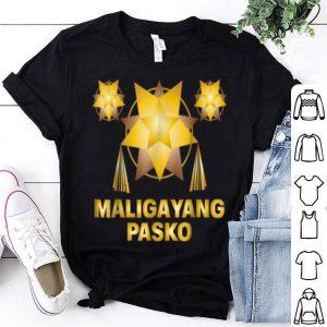 Original Pinoy Christmas Maligayang Pasko sweater