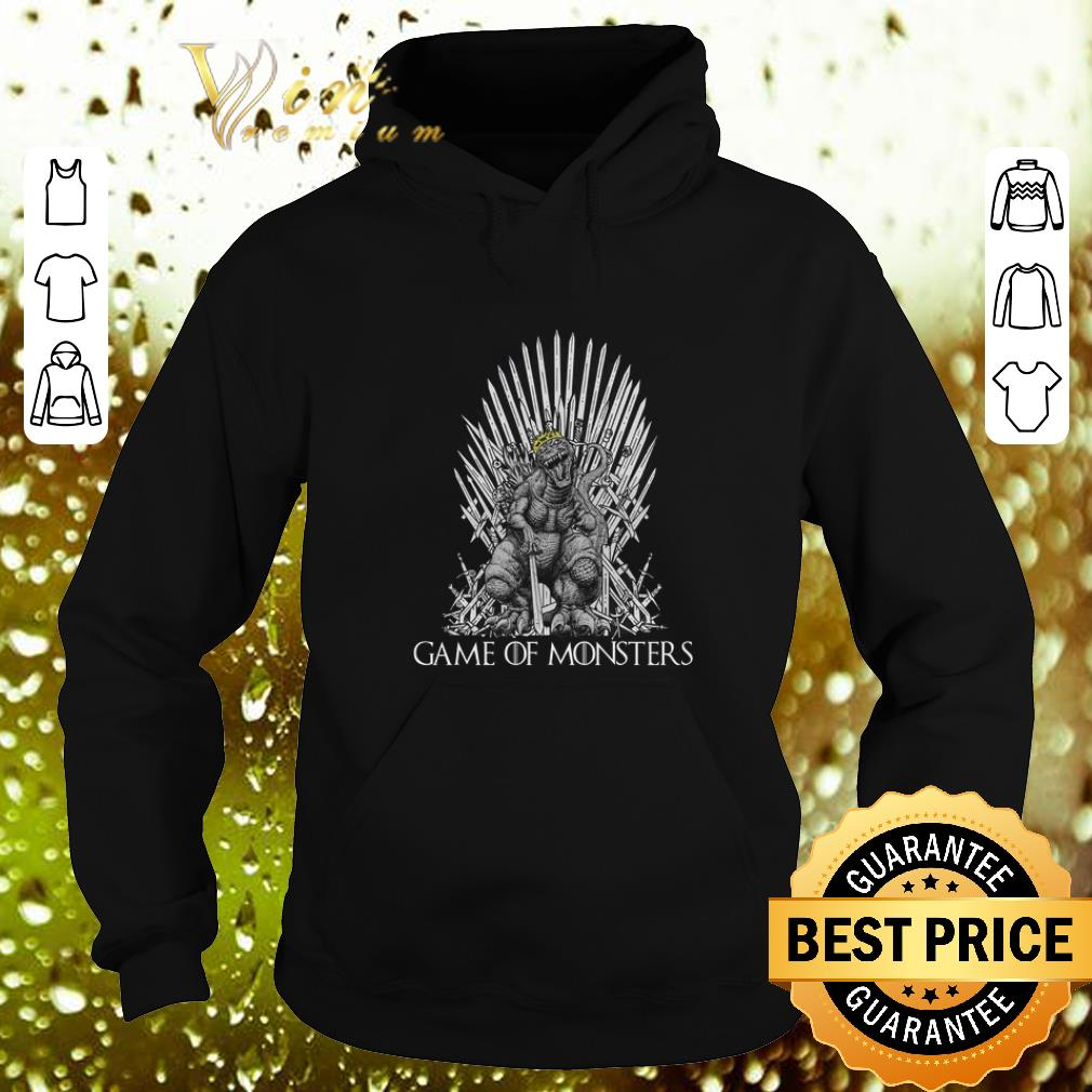 Premium Game Of monsters Game Of Thrones shirt 4 - Premium Game Of monsters Game Of Thrones shirt
