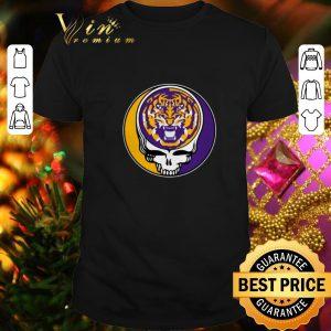 Premium LSU Tigers Grateful Dead Logo shirt