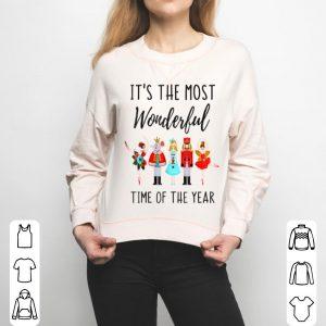 Premium Nutcracker Dance Christmas Wonderful Time Of The Year sweater