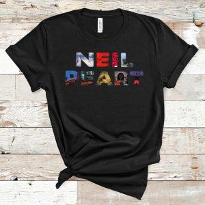 Great Neil Peart Legend Never Die Rock Rush Album shirt
