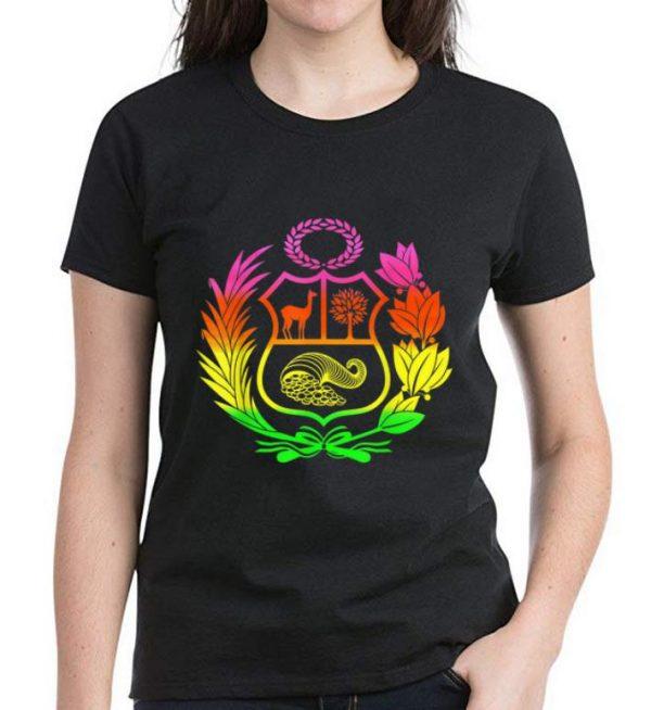 Hot Peru Escudo Chicha shirt