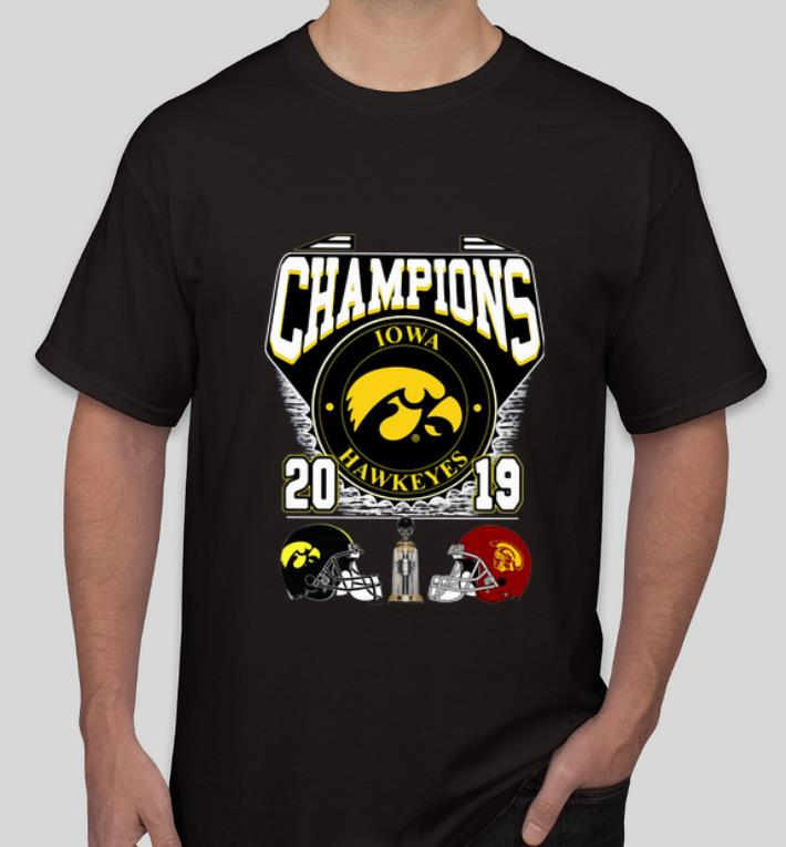 Original Lowa Hawkeyes Holiday Bowl Champions 2019 shirt 4 - Original Lowa Hawkeyes Holiday Bowl Champions 2019 shirt