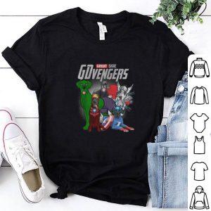 Funny Marvel Great Dane GDvengers Avengers Endgame shirt