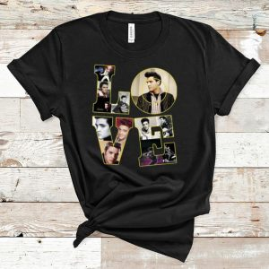 Hot Love Elvis Presley shirt