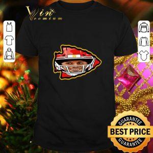 Premium Kansas City Chiefs Logo Patrick Mahomes 15 Super Bowl LIV MVP shirt