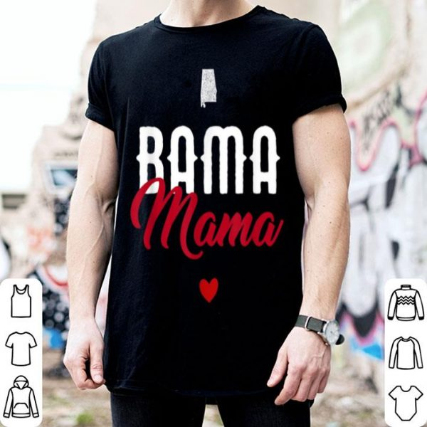 Top Bama Mama - Alabama Mom Gift shirt