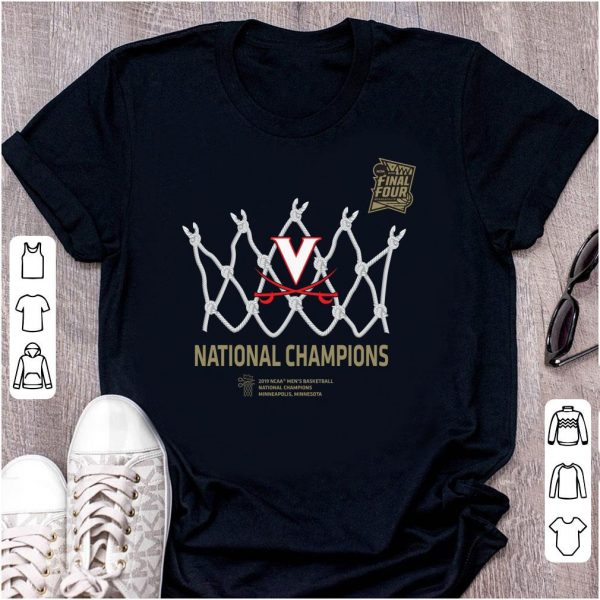 2019 Final Four National Champions Locker Room shirt
