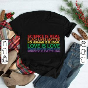 Human Rights & World Truths shirt