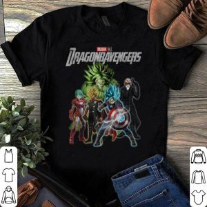Marvel Avengers Endgame Dragon ball Dragonbavengers shirt