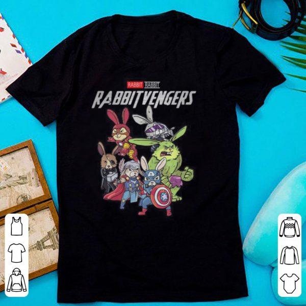 Marvel Avengers Rabbit Rabbitvengers shirt