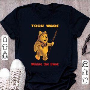Pooh Bear Toon Wars Winnie The Ewok shirt