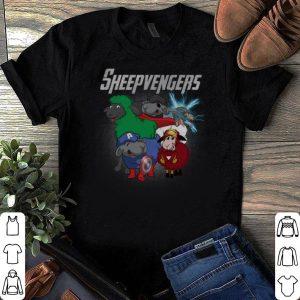 Sheep Marvel Avengers Endgame Sheepvengers shirt