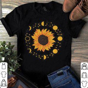 Sunflower And Moon shirt
