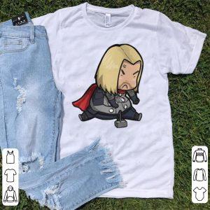 Avenger endgame fat thor ugly marvel shirt
