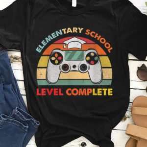Elementary School Level Complete Graduation Of 2019 shirt