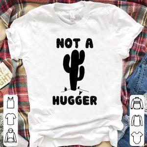 Not a huger shirt