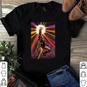 Pretty Endgame Iron Man Infinity Gauntlet shirt