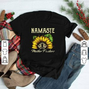 Sunflower Namaste mother fuckers shirt