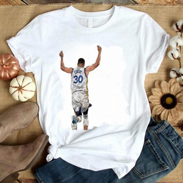 #30 Curry Golden State Warriors The Lead Warrior Shirt