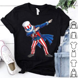 4th Of Julys For Dabbing Uncle Sam Gifts Shirt