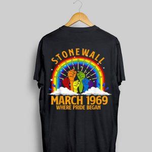 90's Style Stonewall Riots 50th Nyc Gay Pride shirt