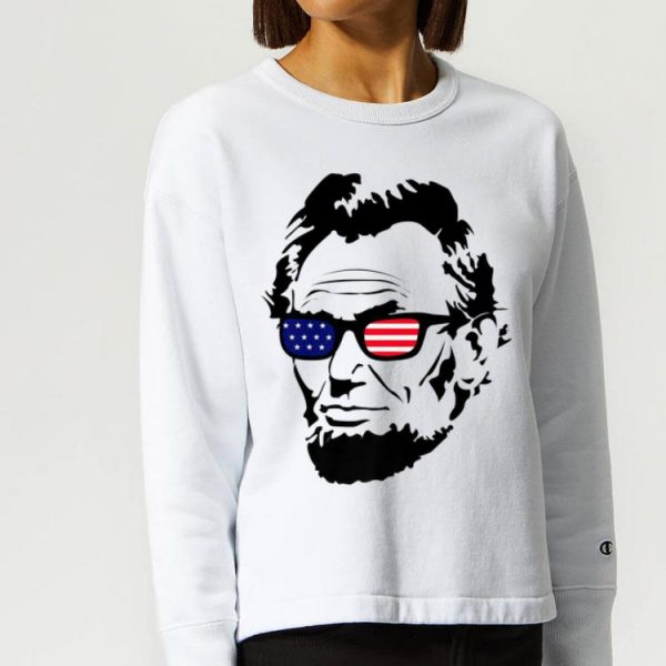 Abe Lincoln - 4th Of July Usa American Idea shirt