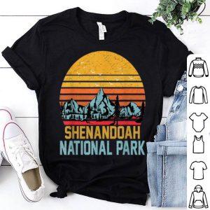 Camping Hiking Shenandoah National Parks shirt