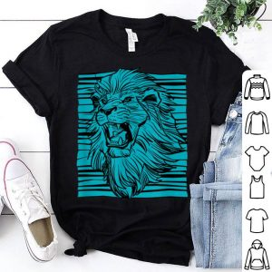 Disney The Lion King Simba Roar Stripes Live Action shirt