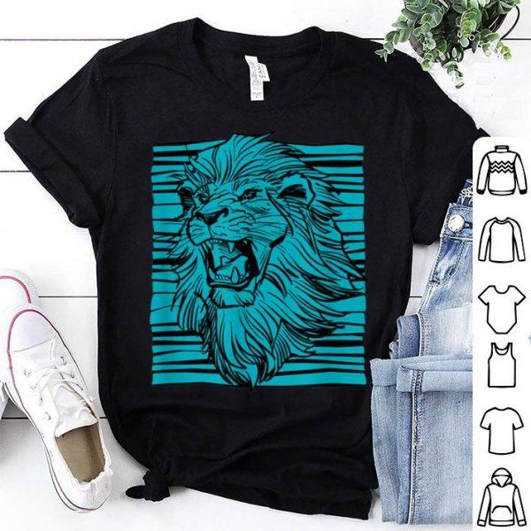 Disney The Lion King Simba Roar Stripes Live Action shirt