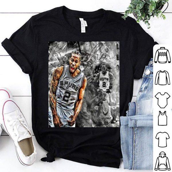 Kawhi Leonard King In The North Toronto Raptors Player Shirt