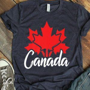 Maple Leaf Canadian Happy Canada Day shirt