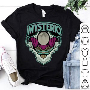 Marvel Mysterio Spider-man Far From Home shirt