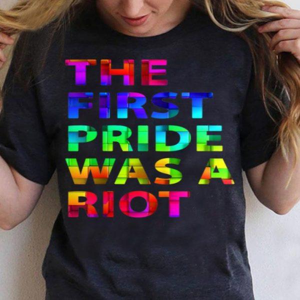 Pride Parade NYC 50th Anniversary Gay LGBT 2019 shirt