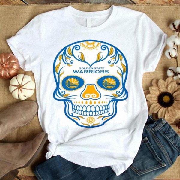Skullcap Golden State Warriors Shirt