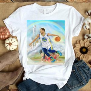 Stephen Curry Beat The Raptors Golden State Warriors Shirt