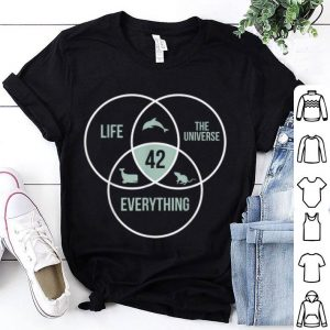 Life The Universe And Everything 42 Cool shirt