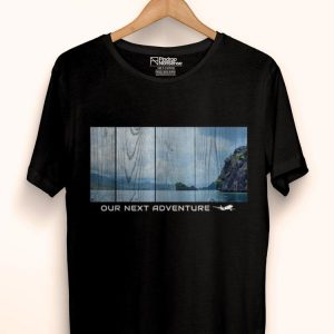 Travelling Abstract Adventures And Beach Holiday shirt