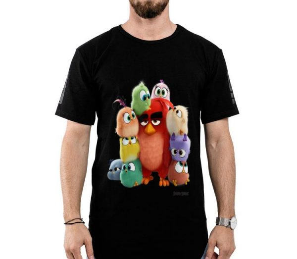 Angry Birds Hatchlings Takeover Official Merchandise shirt