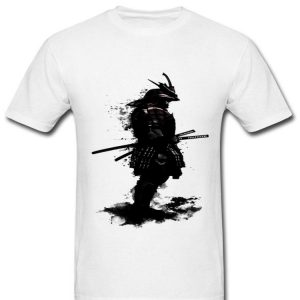 Armored Samurai Cortesi Home Giclee Canvas Wall shirt