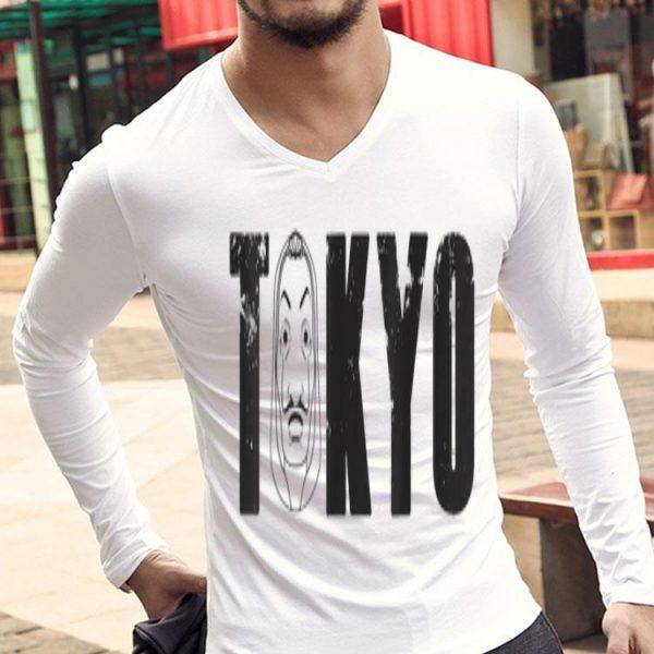CASA DE Papel TOKYO shirt
