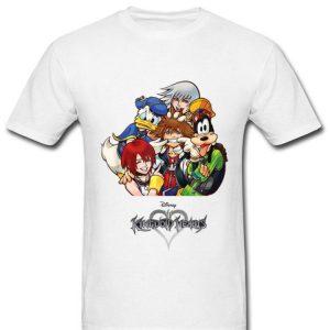 Disney Kingdom Hearts Group shirt