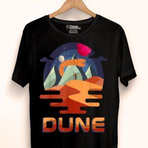 Dune Science Fiction Sand Work Arrakis shirt