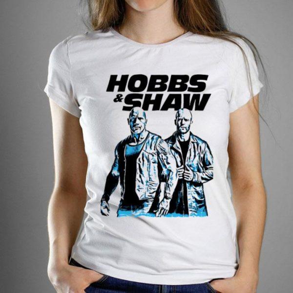 Fast & Furious 9 Hobbs & Shaw shirt