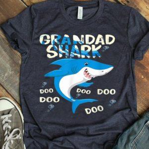 Grandad Shark Doo Doo shirt